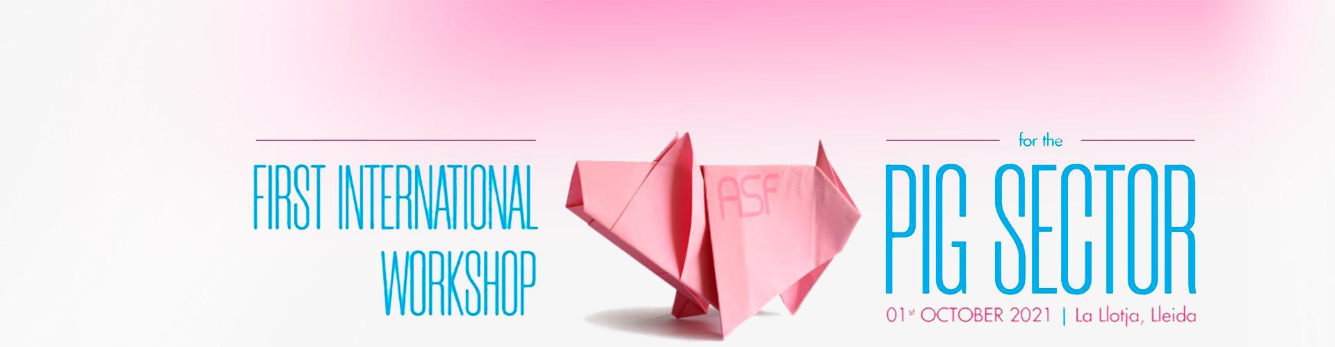 VACDIVA: 1st International Workshop for the Pig Industry