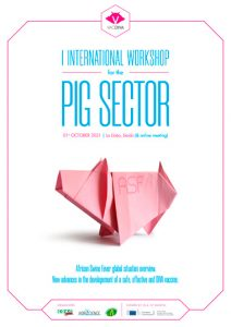 1st International Workshop for the Pig Industry